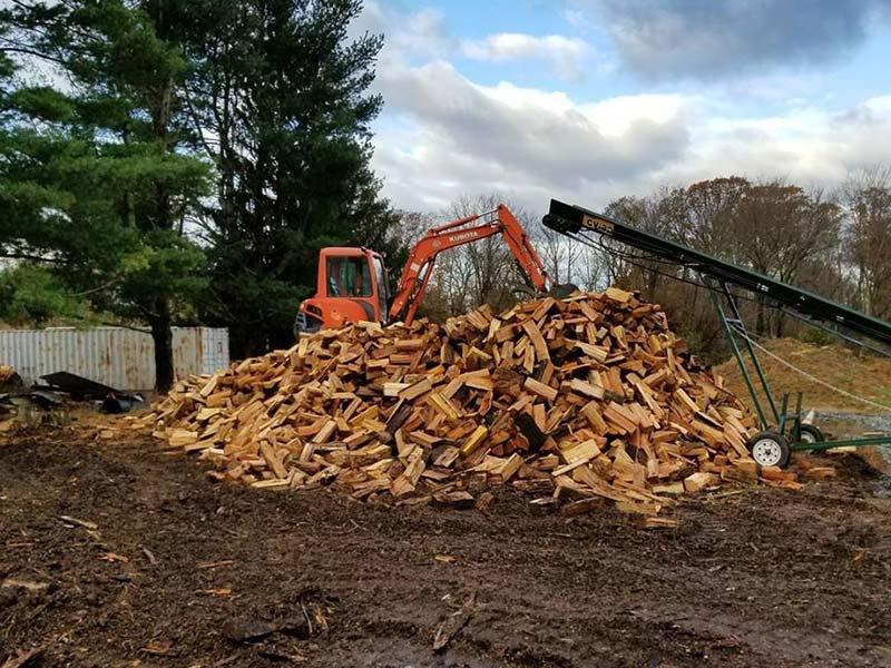 Firewood & Mulch